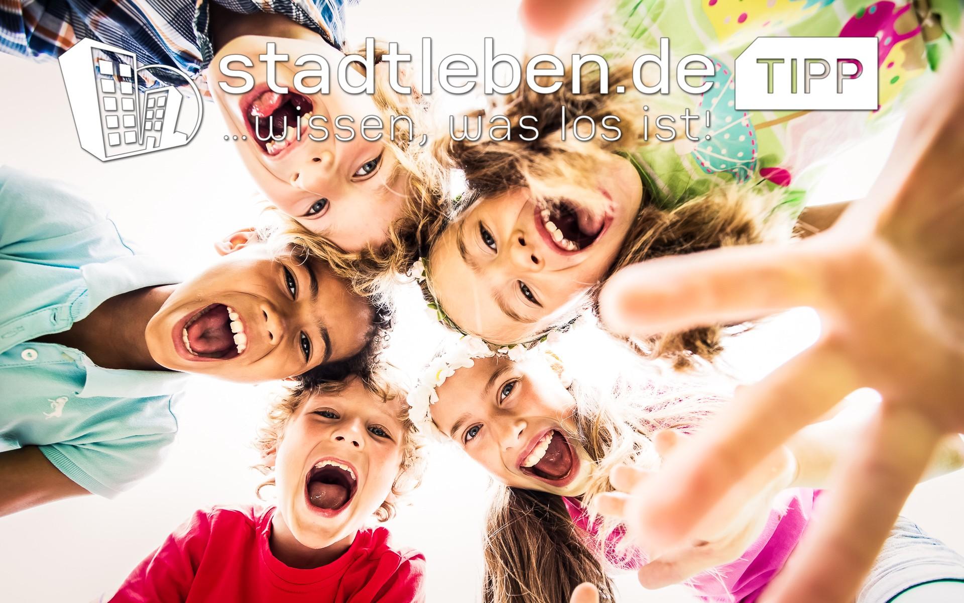 Kinder, Lachen, Kinderlachen, Freude, Spaß