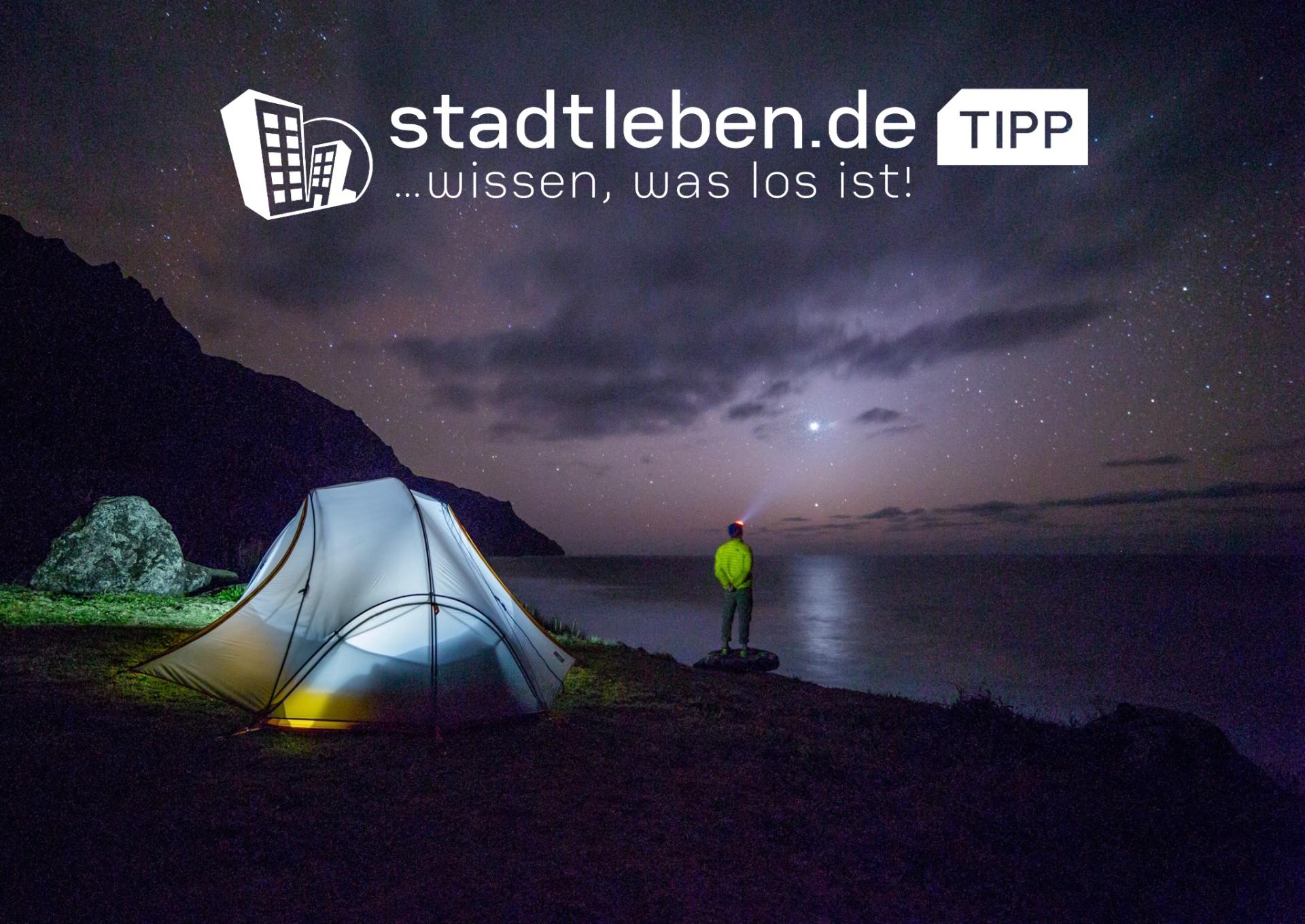 Grillen, Wandern, Entdecken, Lagerfeuer, Campen, Campingplätze, Wasser, Wald, Natur