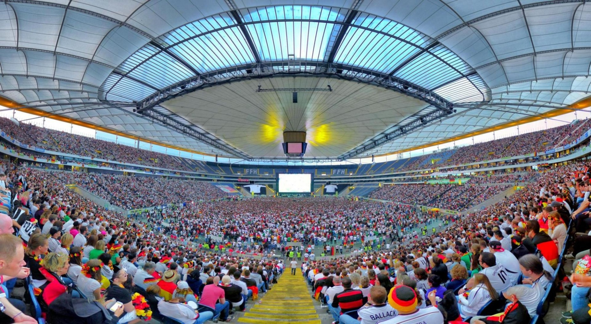 Public Viewing Commerzbank Arena Tickets