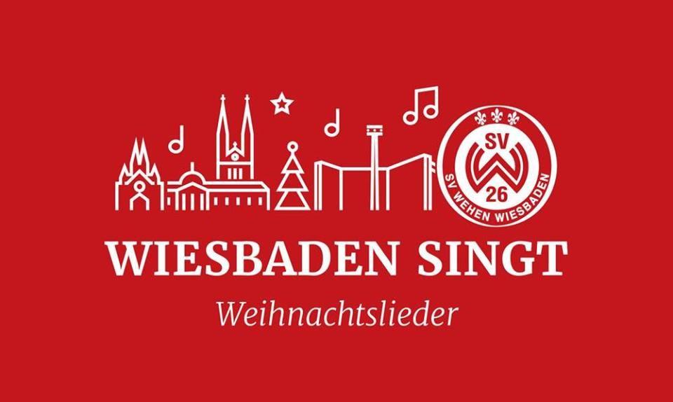 Coole Weihnachtslieder.Wiesbaden Singt Weihnachtslieder