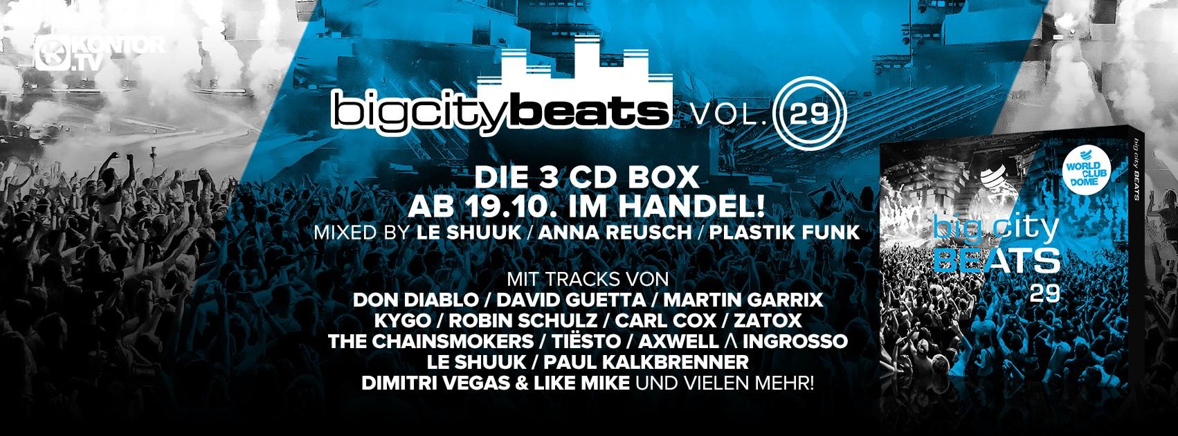 Bigcitybeats Vol 29 World Club Dome 2018 Winter Edition