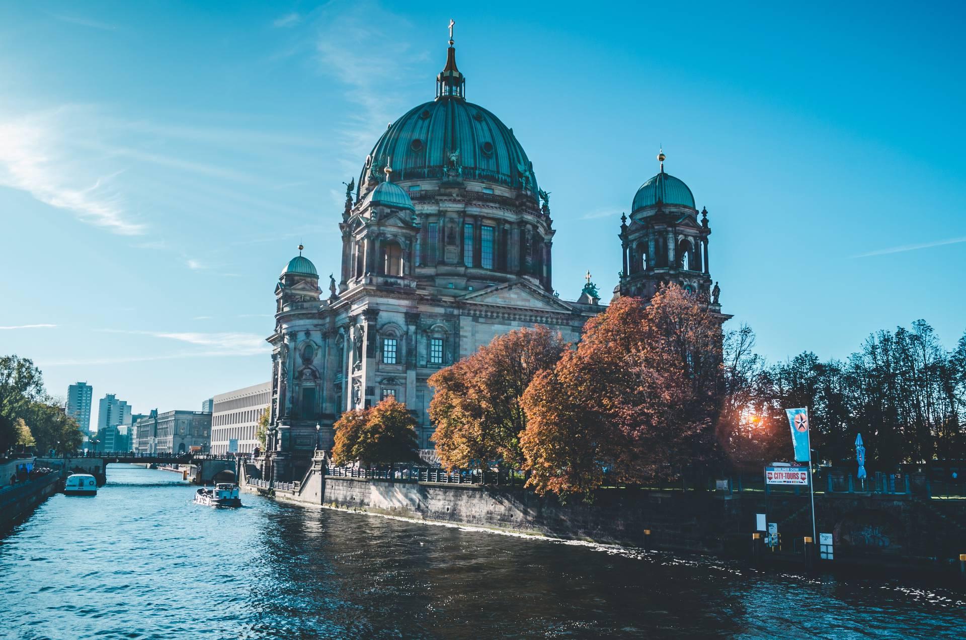 Sommer in Berlin  macht Spaß