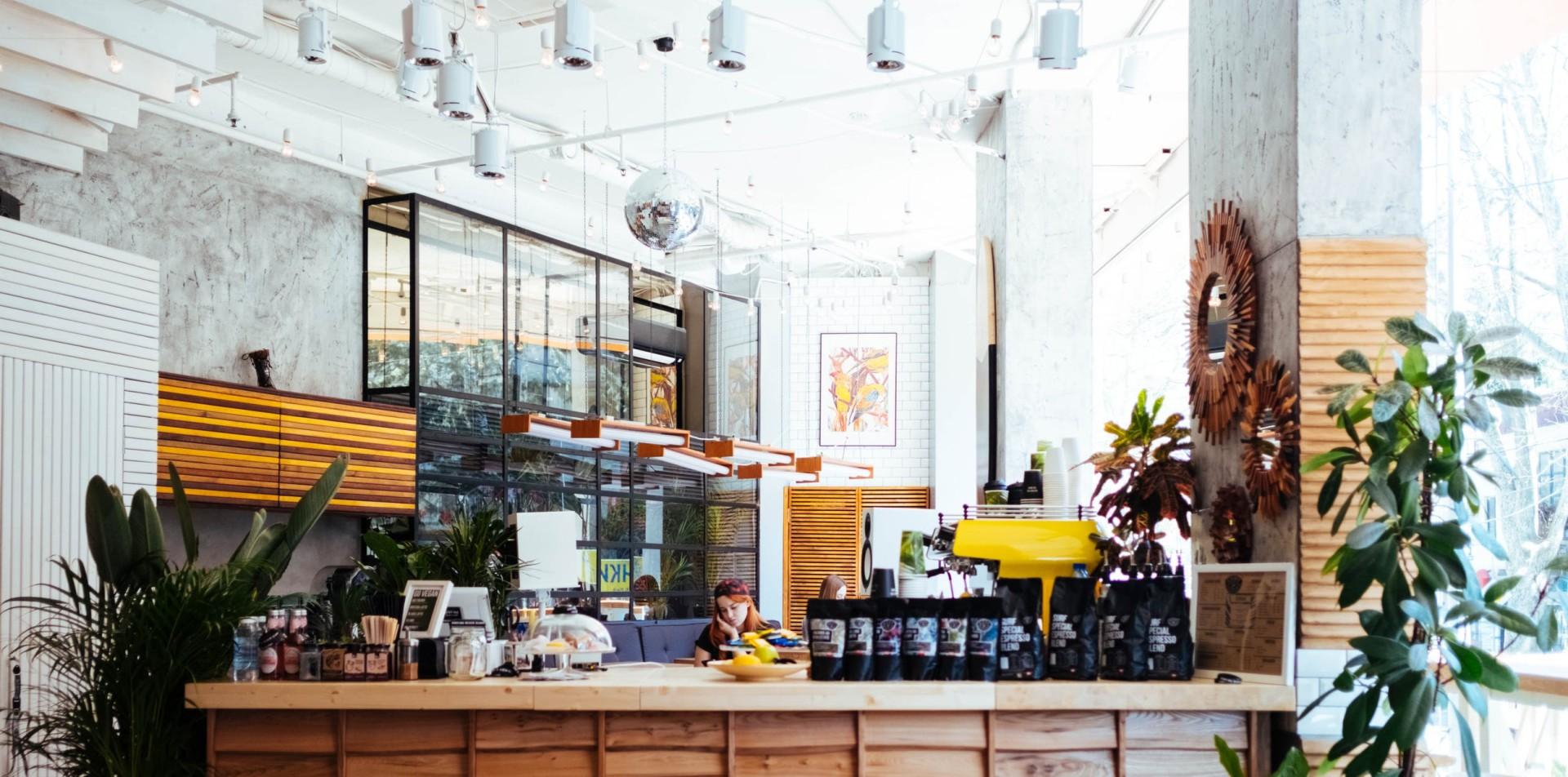Cafe, Kaffee, Stühle, Tische, Essen, Trinken