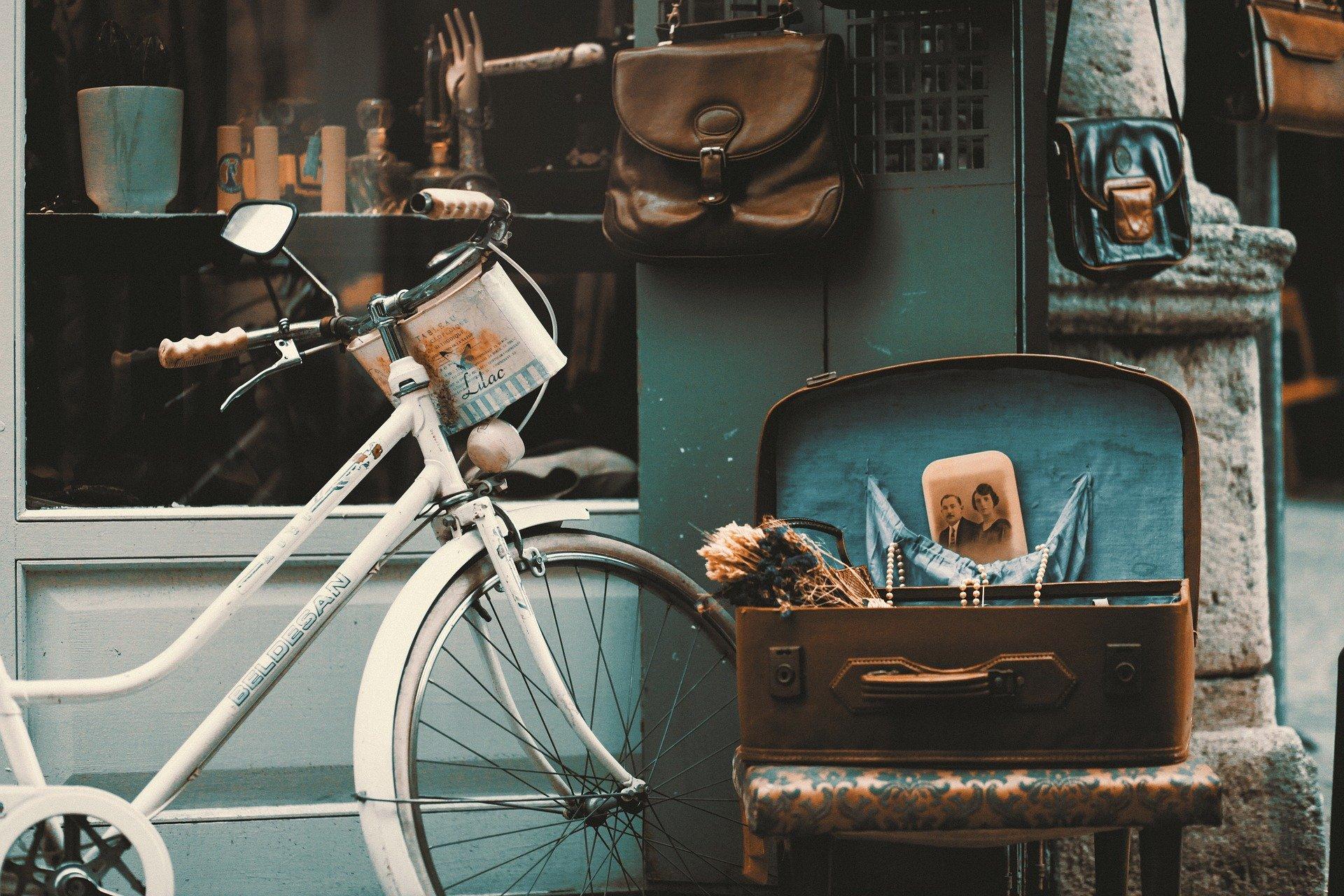 """Immer mehr Menschen begeistern sich für den Vintage-Stil und suchen nach Möglichkeiten, ihre Vorliebe für das """"Alte"""" auch in ihre Freizeit zu integrieren."""