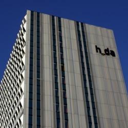Hochschule, Gebäude, hda, Darmstadt