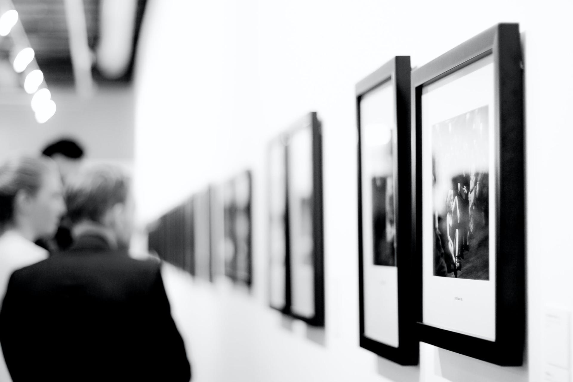 Museum, Galerie, Bilder