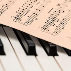 Musik, Konzert, Orchester, Noten