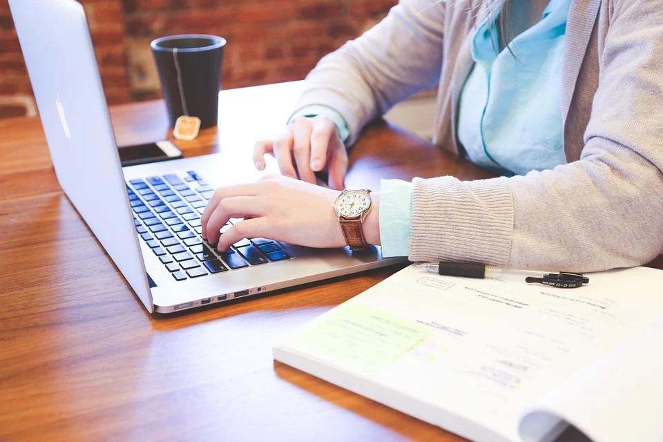 Eingabe, Laptop, Tastatur