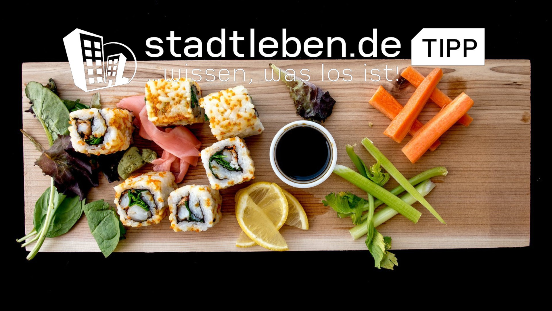 Sushi, Berlin, Restaurant