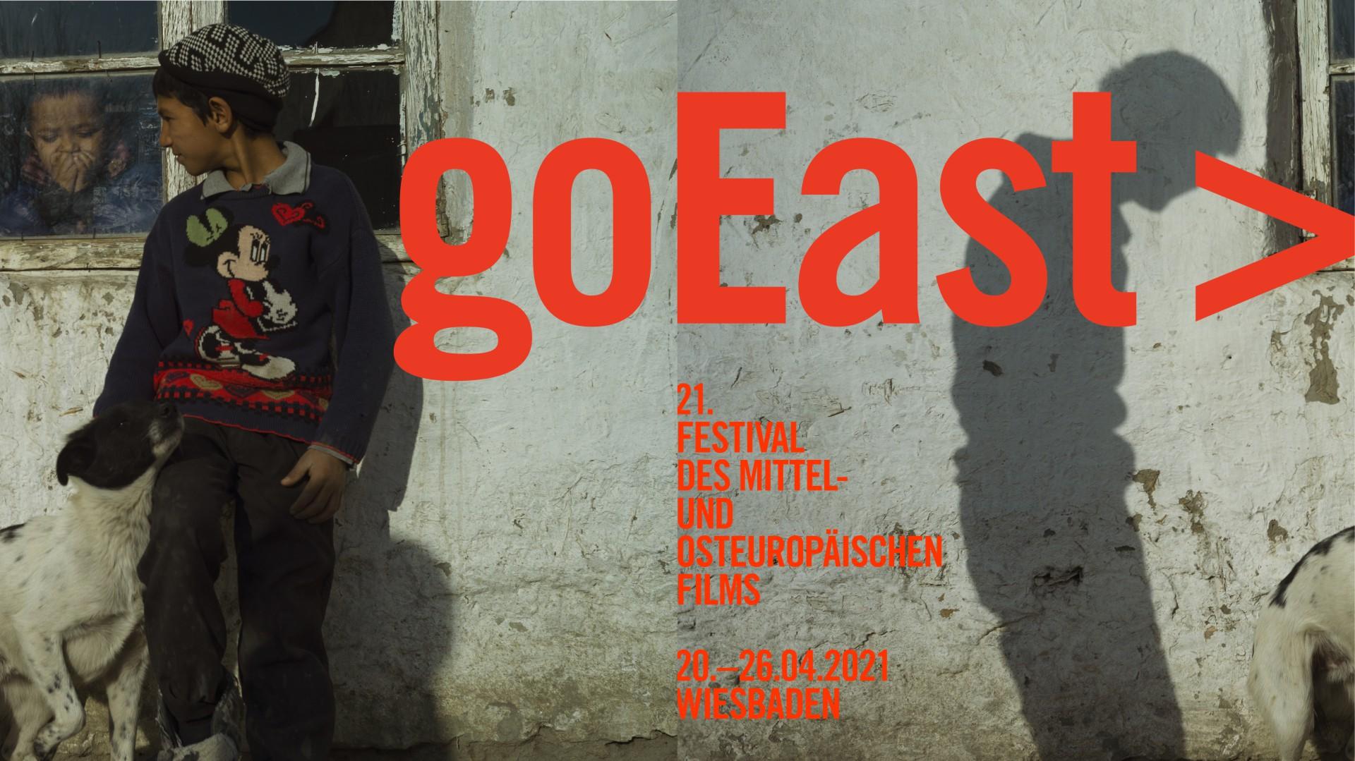 goEast Key Visual, Kind, Haus