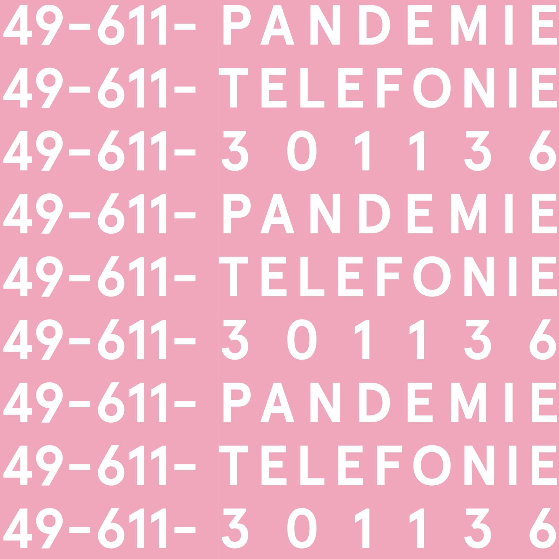 rosa, Pandemie-Telefonie, Schrift, Buchstaben, Zahlen