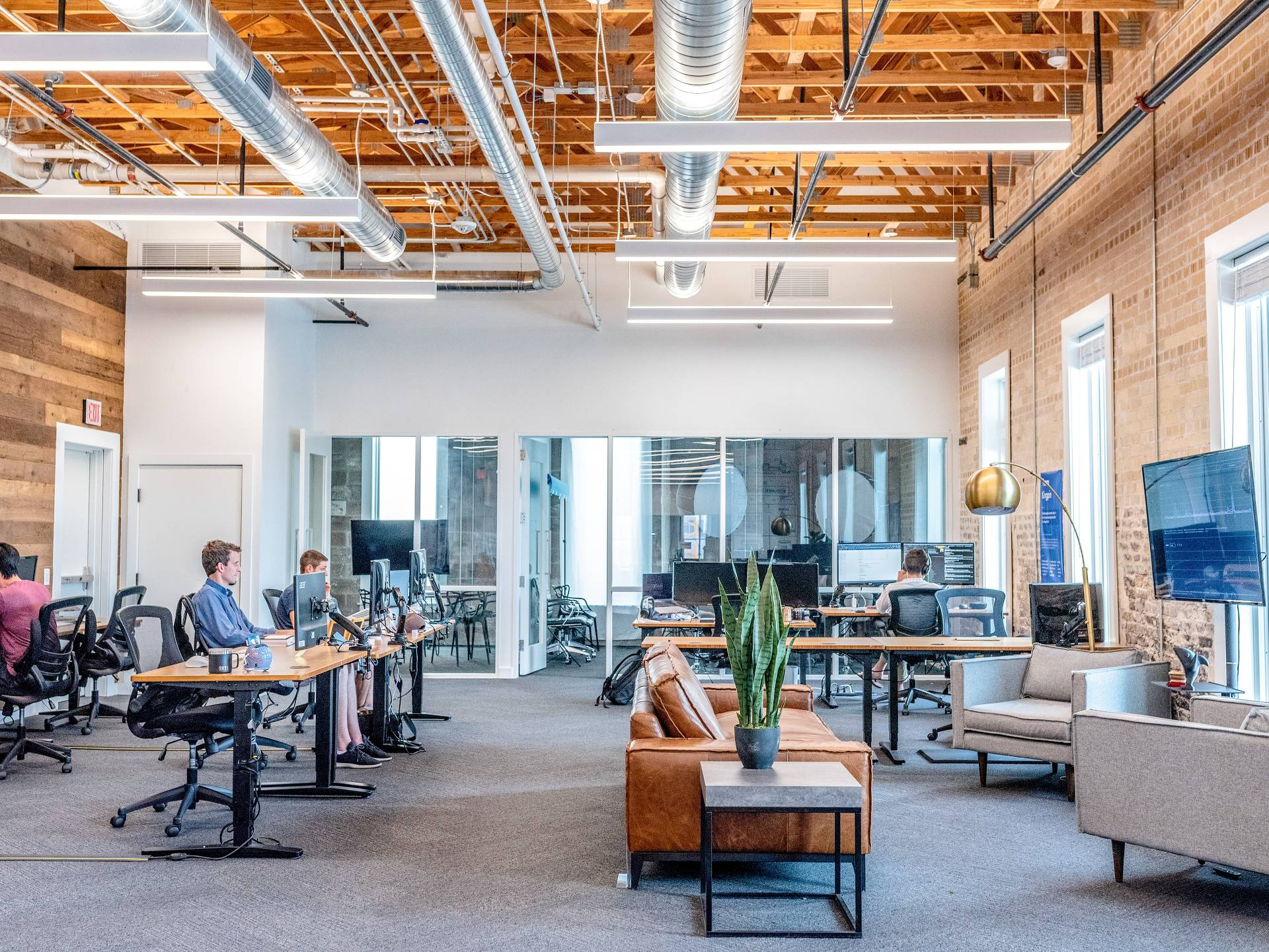 Die Workingspaces sind in vielen Städten angesiedelt
