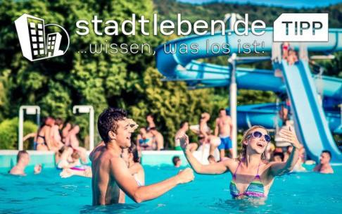Schwimmbäder in Frankfurt