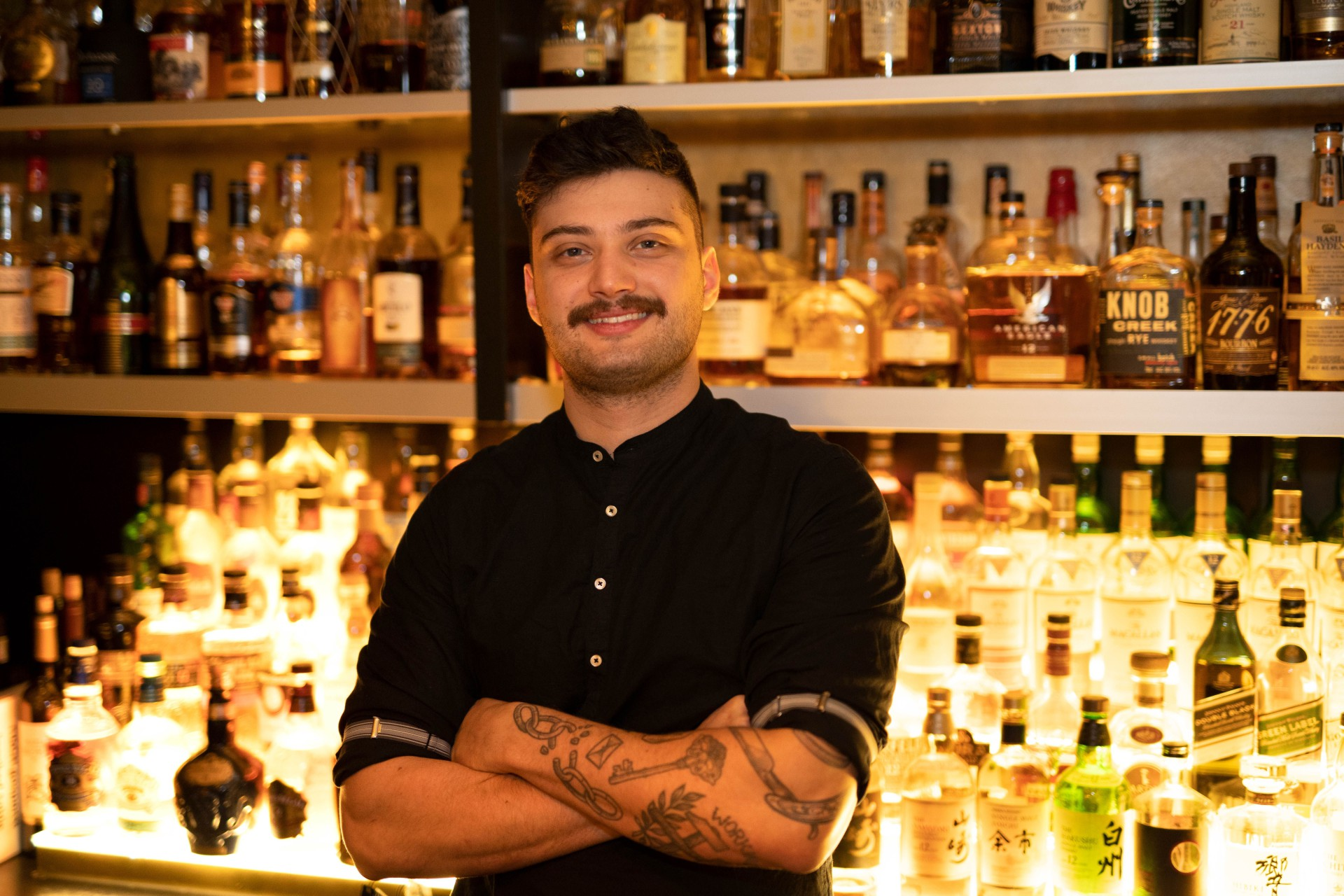 Artur Martoyan, Barkeeper, Alkohol, Cocktails, Bar