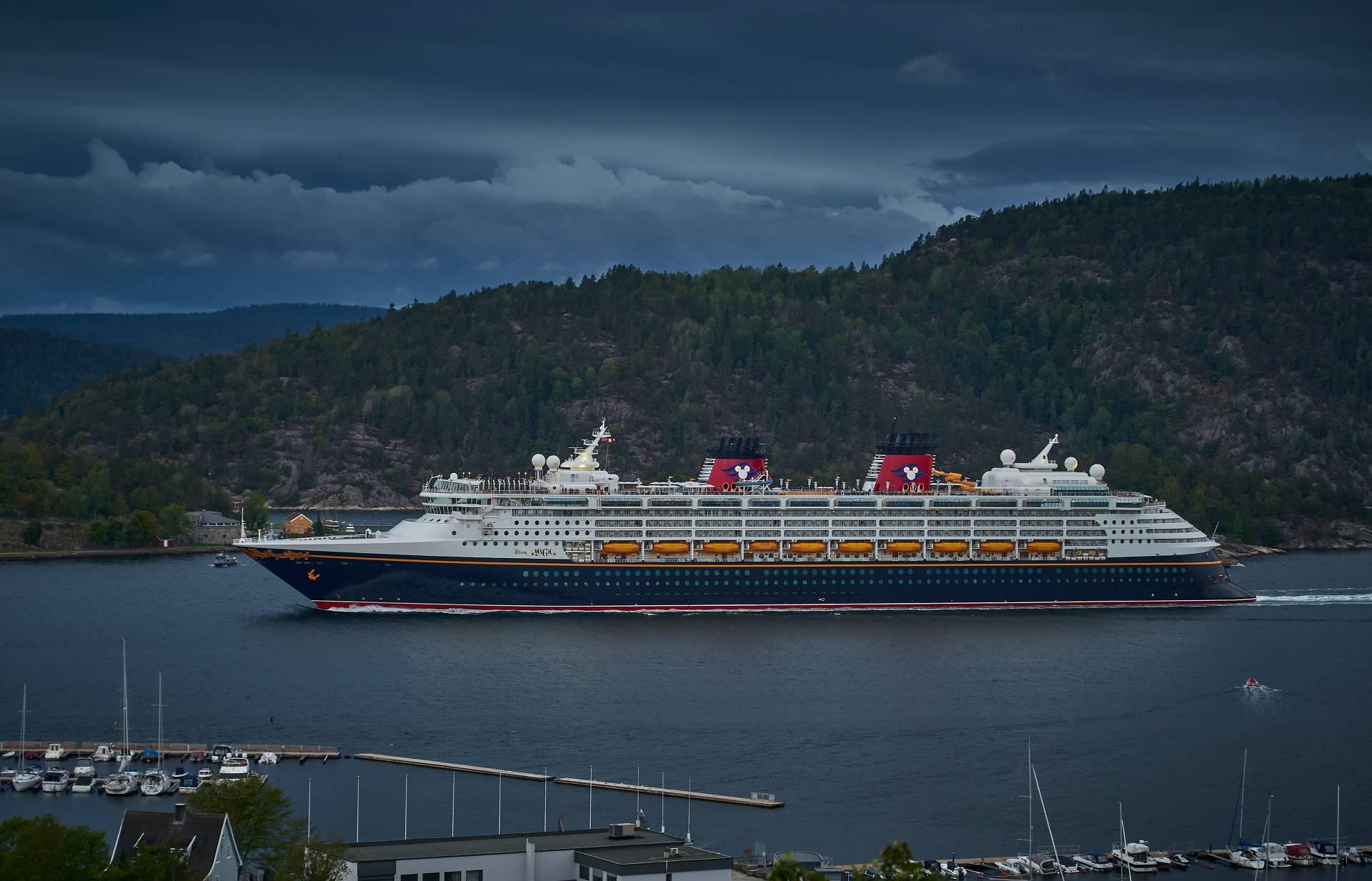 Die Disney Cruise Lines haben neuen Routen