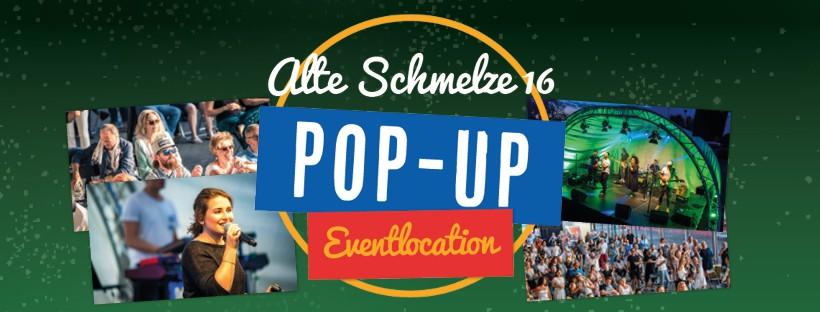 Pop-Up Eventlocation, Urban Club Band, begeistertes Publikum, Kirkland