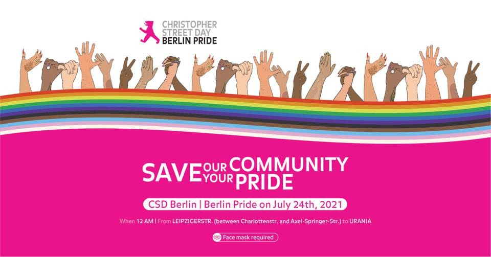 CSD Community, Save the Date