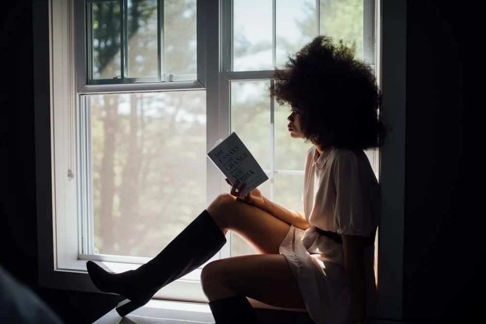 Bücherei, Bücher, Buch, Roman, Lesen, Sommer