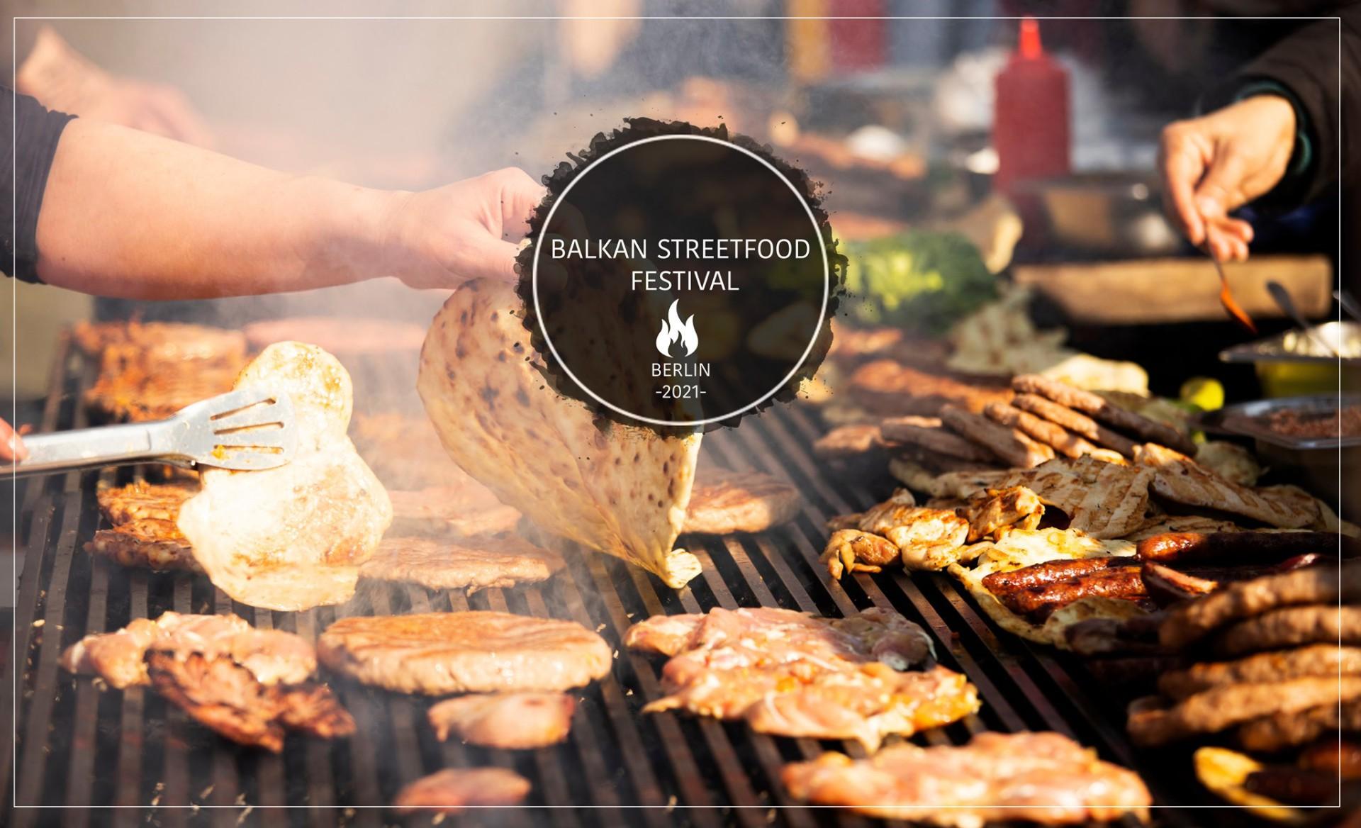 Balkan, Street Food, Festival, Essen und Trinken