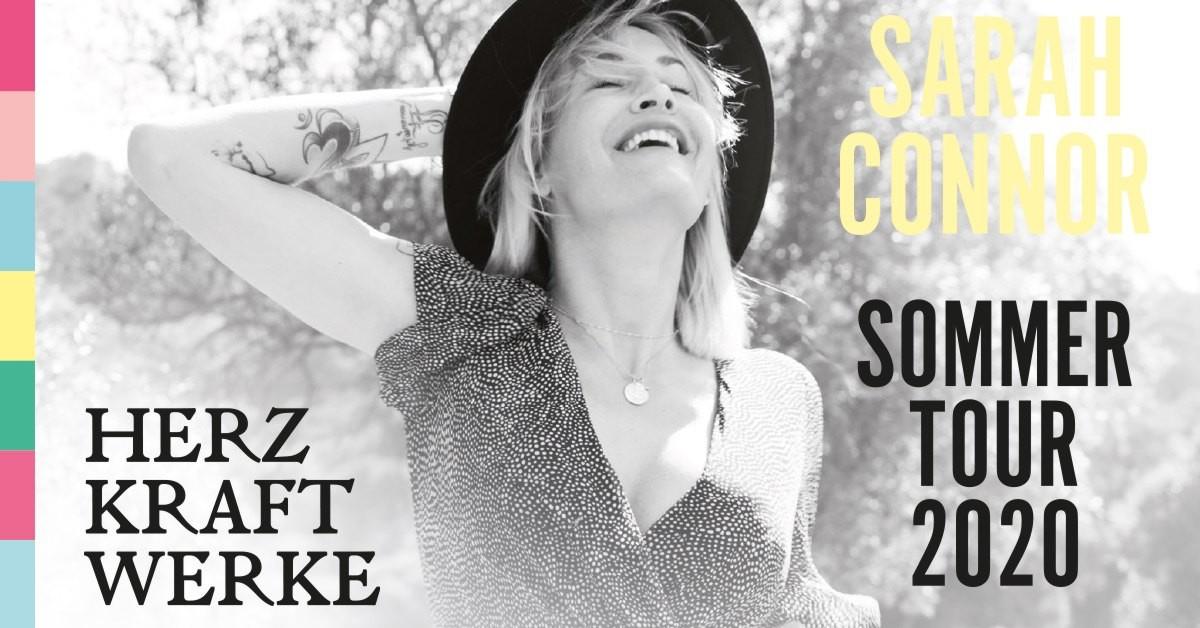 Sarah Connor Tour, Waldbühne