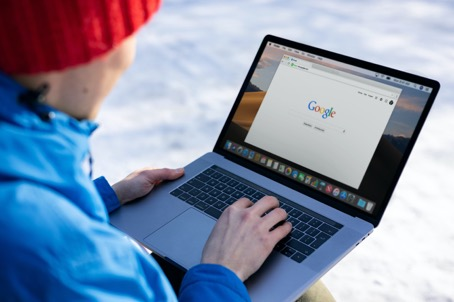 Ein starker Websuaftritt sorgt für Sichtbarkeit im Internet
