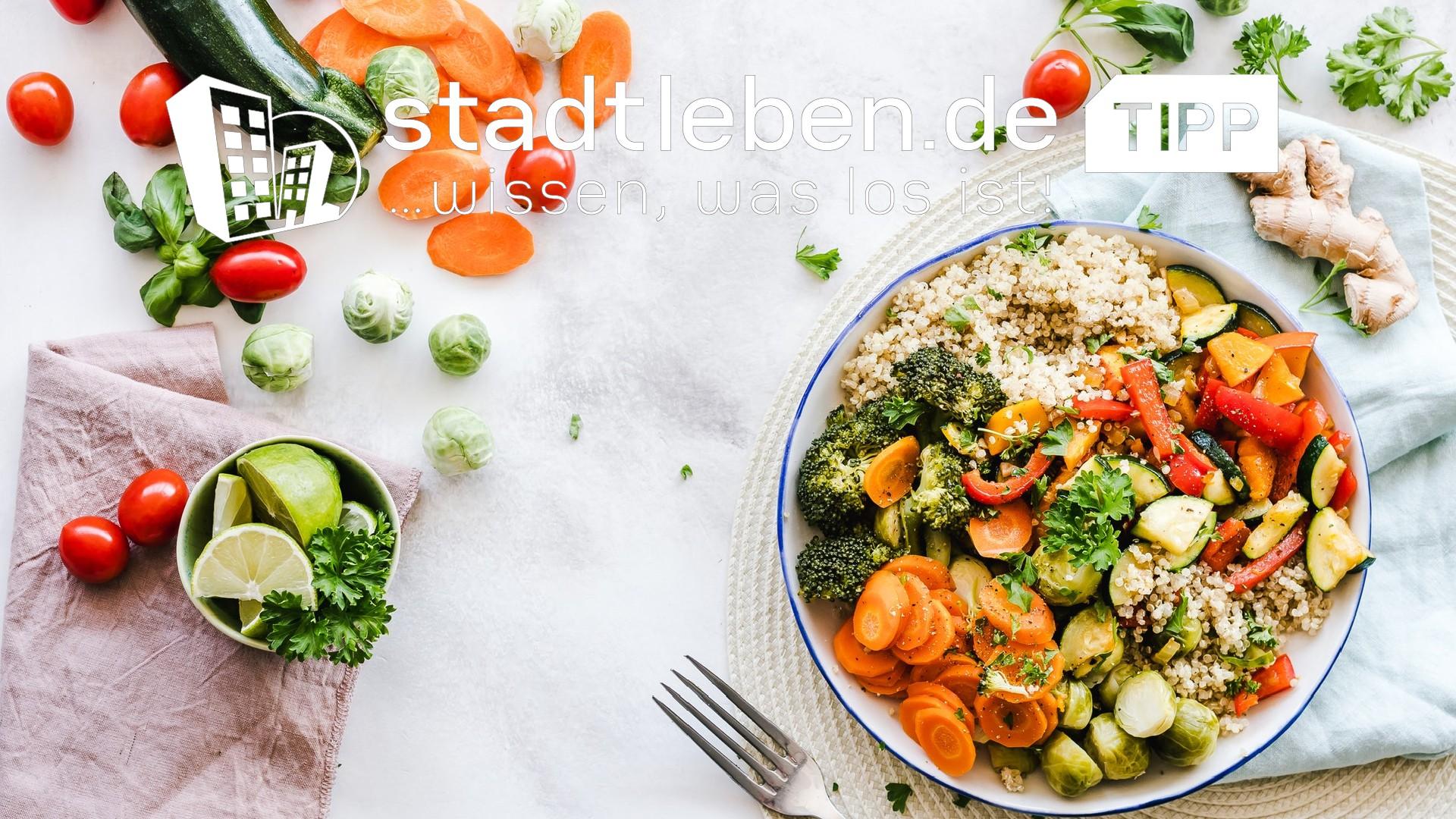 Mittagessen, Frankfurt am Main, Salat, lecker, Mainufer, Altstadt, vegan, vegetarisch, Mittagstisch
