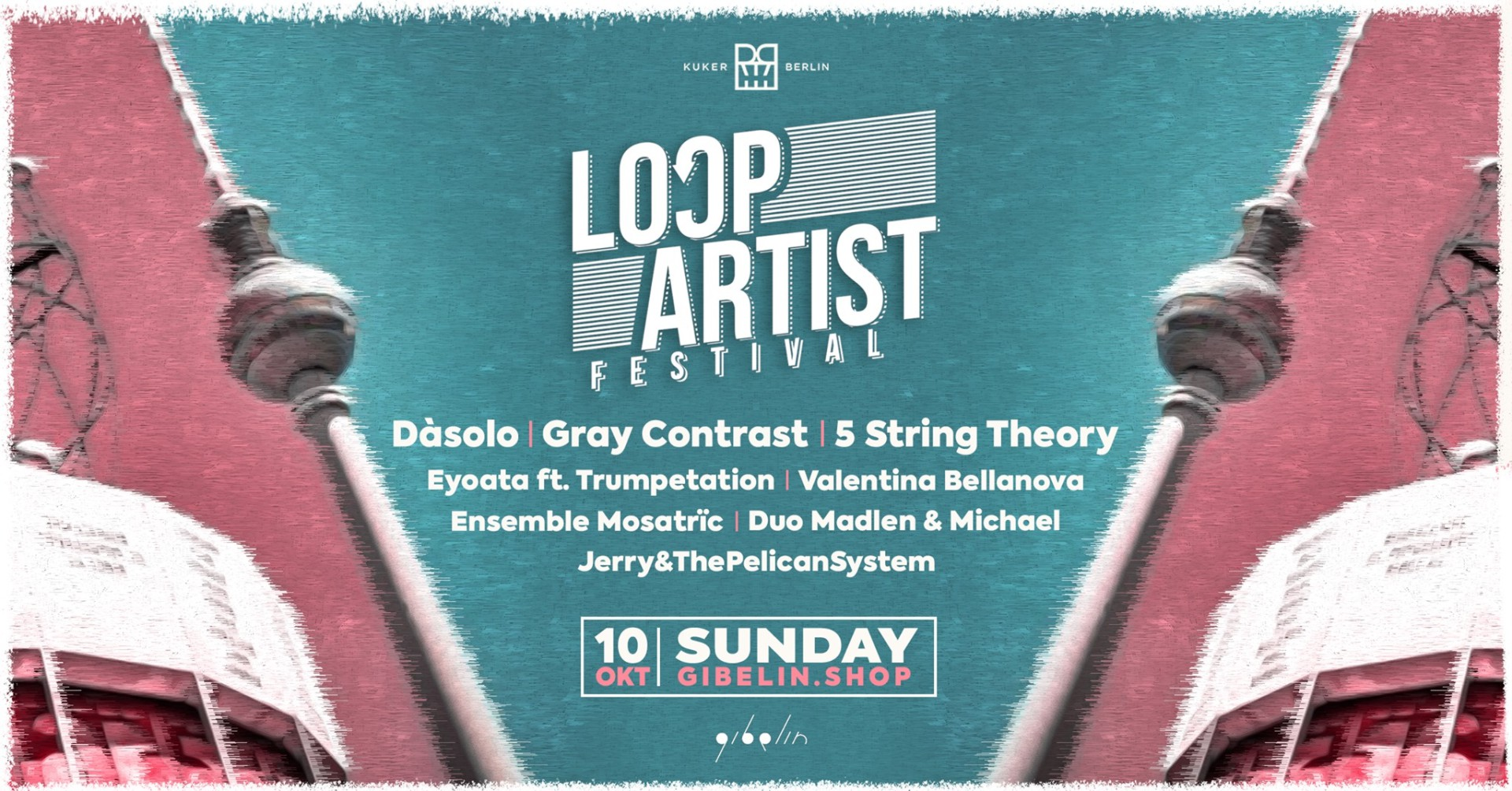 Loop Artist Festival Berlin